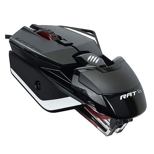 Mad Catz R.A.T. 2+ (RAT 2+) Noir pas cher