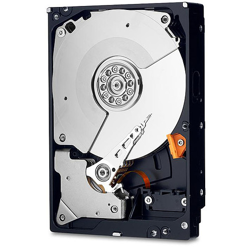 Western Digital WD Black Desktop 6 To SATA 6Gb/s pas cher