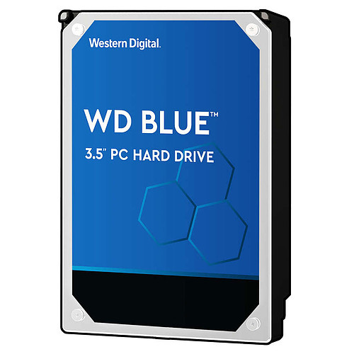 Western Digital WD Blue 2 To SATA 6Gb/s 64 Mo pas cher