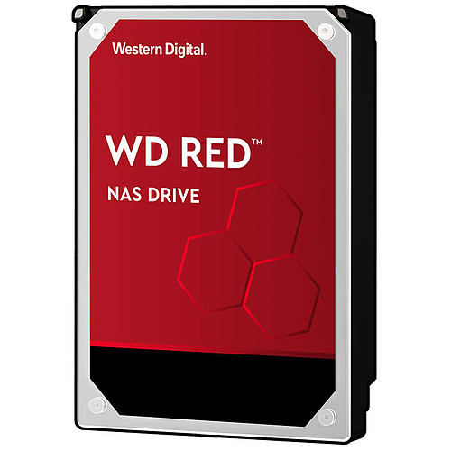 Western Digital WD Red 14 To SATA 6Gb/s pas cher