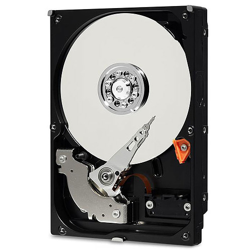 Western Digital WD Red 4 To SATA 6Gb/s pas cher