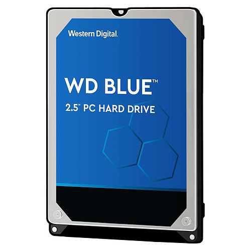Western Digital WD Blue Mobile 2 To pas cher