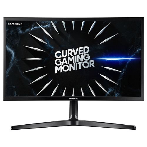 "Samsung 23.5"" LED - C24RG50FQU pas cher"
