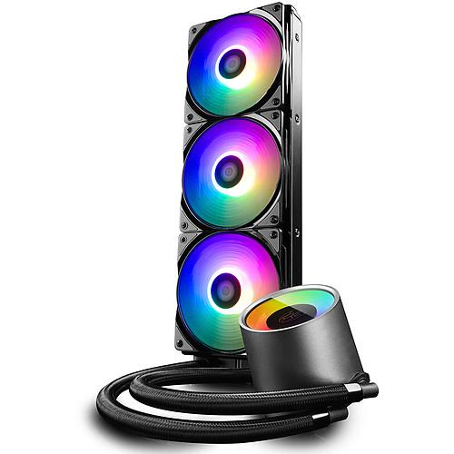 Deepcool Gamer Storm Castle 360 RGB pas cher