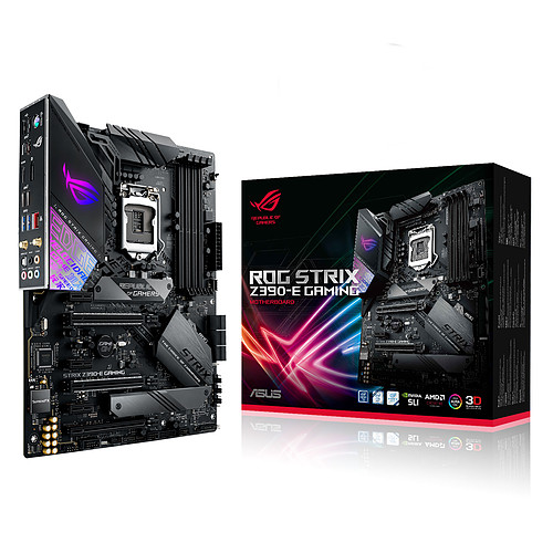 ASUS ROG STRIX Z390-E GAMING pas cher