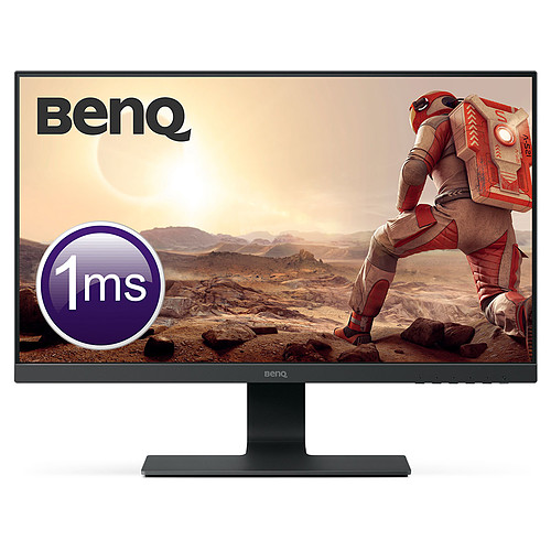 "BenQ 24.5"" LED - GL2580HM pas cher"