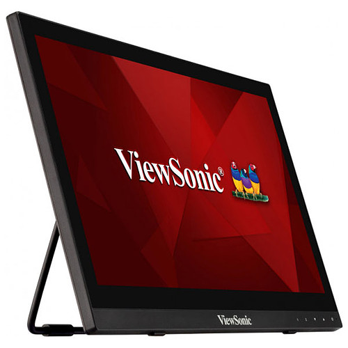 """ViewSonic 16"""" LED Tactile - TD1630-3 pas cher"""