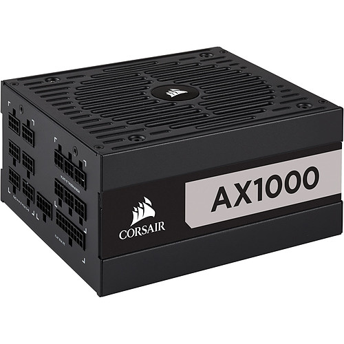 Corsair AX1000 80PLUS Titanium pas cher