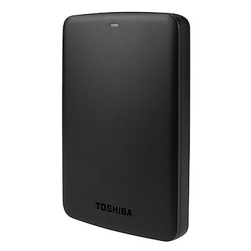 Toshiba Canvio Basics 3 To Noir pas cher