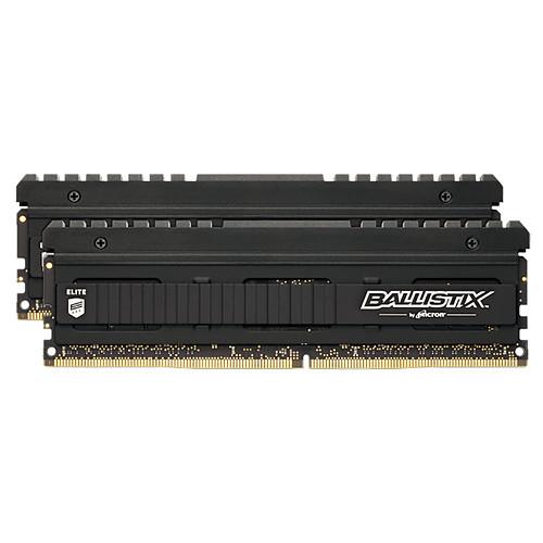 Ballistix Elite 16 Go (2 x 8 Go) DDR4 4000 MHz CL18 pas cher
