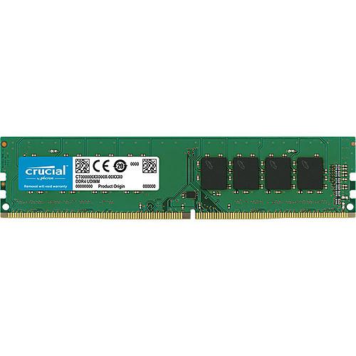 Crucial DDR4 4 Go 3200 MHz CL22 SR X16 pas cher