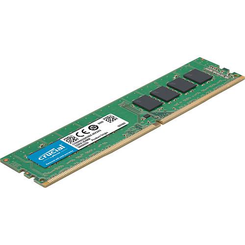 Crucial DDR4 32 Go (2 x 16 Go) 3200 MHz CL22 DR X8 pas cher