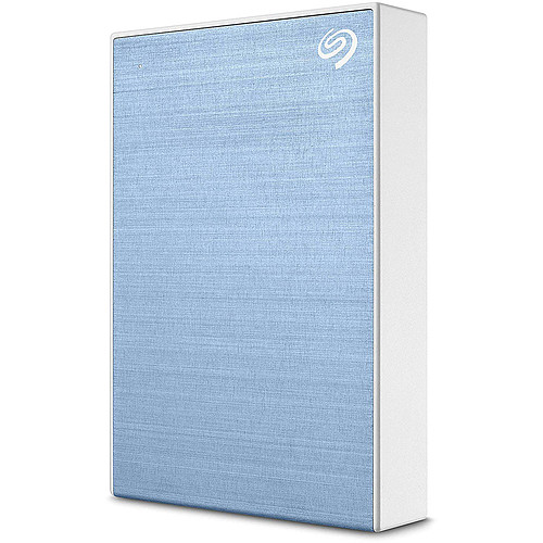 Seagate Backup Plus Portable 5 To Bleu (USB 3.0) pas cher