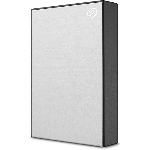 Seagate Backup Plus Portable 5 To Argent (USB 3.0) pas cher