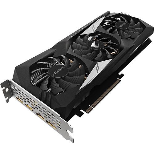 Gigabyte AORUS GeForce GTX 1660 Ti 6G pas cher