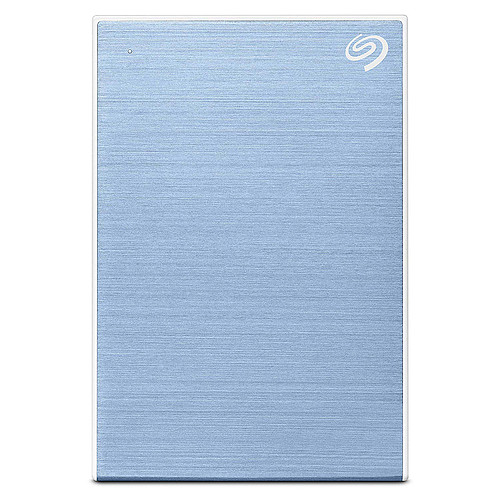 Seagate Backup Plus Slim 2 To Bleu (USB 3.0) pas cher