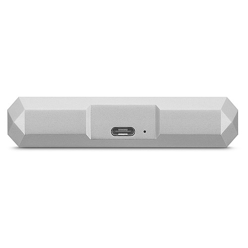 LaCie Mobile Drive 5 To Argent (USB 3.1 Type-C) pas cher