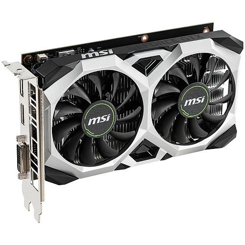 MSI GeForce GTX 1650 VENTUS XS 4G OC pas cher