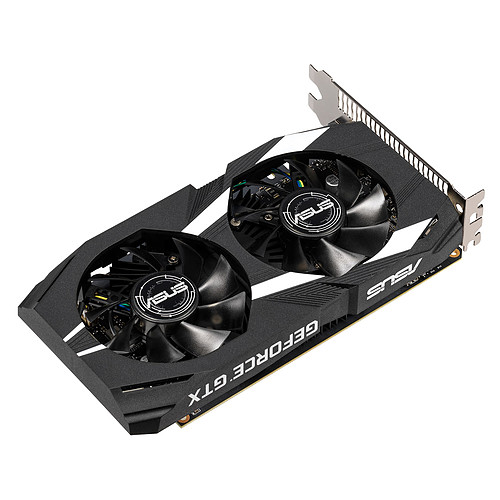 ASUS GeForce GTX 1650 DUAL-GTX1650-4G pas cher