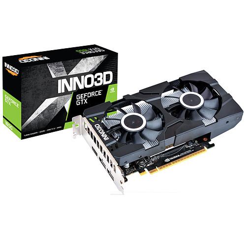 INNO3D GeForce GTX 1650 TWIN X2 OC pas cher