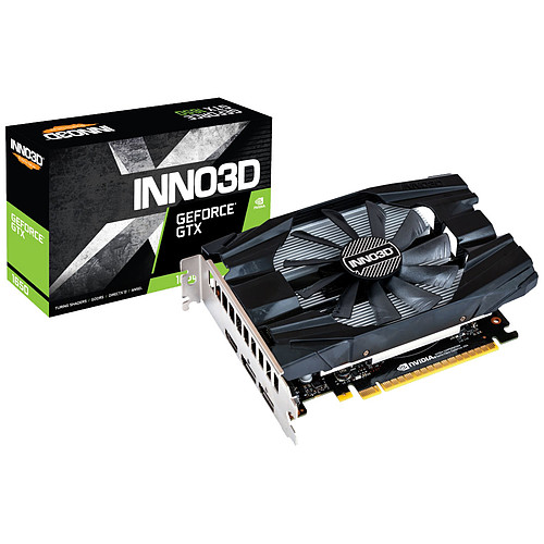 INNO3D GeForce GTX 1650 TWIN COMPACT pas cher