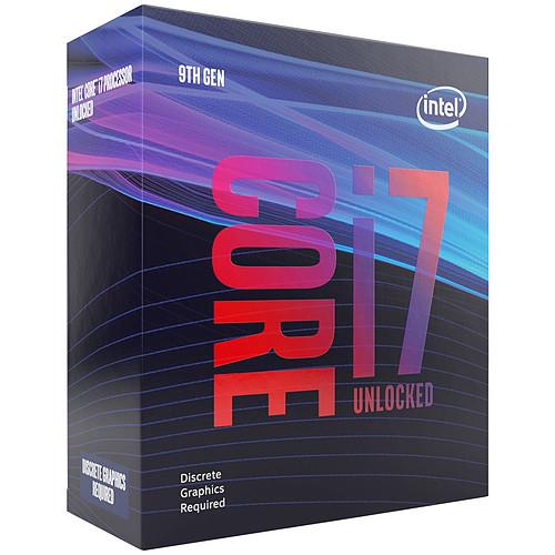 Intel Core i7-9700KF (3.6 GHz / 4.9 GHz) pas cher