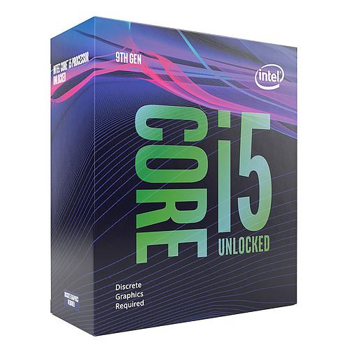 Intel Core i5-9600KF (3.7 GHz / 4.6 GHz) pas cher