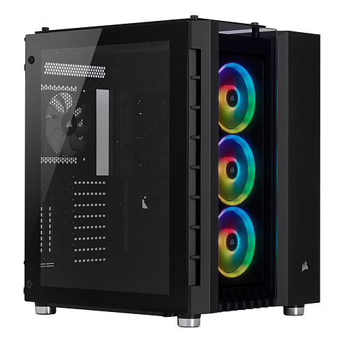 Corsair Crystal 680X RGB - Black pas cher