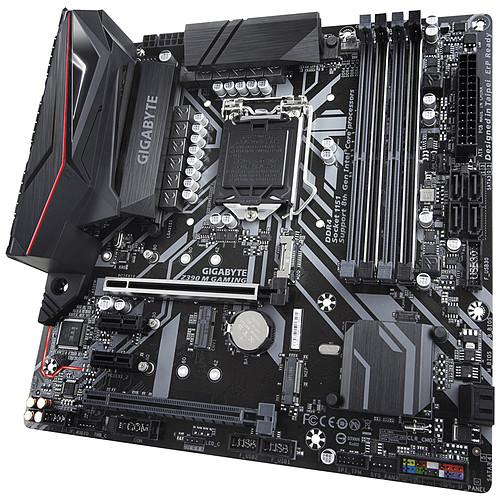 Gigabyte Z390M Gaming pas cher