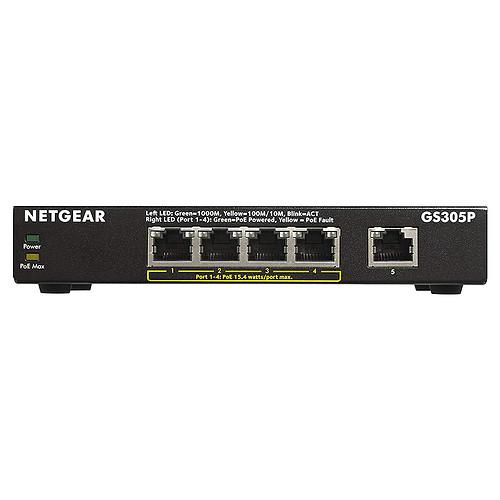 Netgear GS305P pas cher