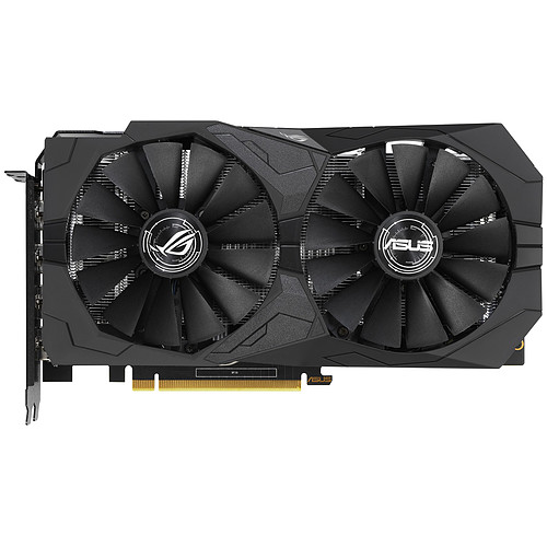 ASUS GeForce GTX 1650 ROG-STRIX-GTX1650-4G-GAMING pas cher