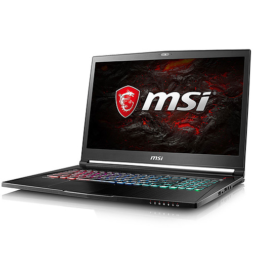 MSI GS73VR 7RF-428FR Stealth Pro + MSI Loot Box - Level 2 OFFERTE ! pas cher