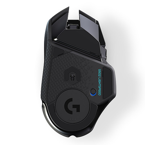 Logitech G502 Lightspeed pas cher