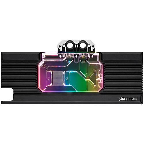 Corsair Hydro X Series XG7 RGB GPU Water Block 2080 FE pas cher