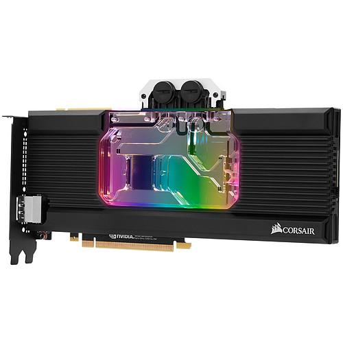 Corsair Hydro X Series XG7 RGB GPU Water Block 2080 Ti FE pas cher
