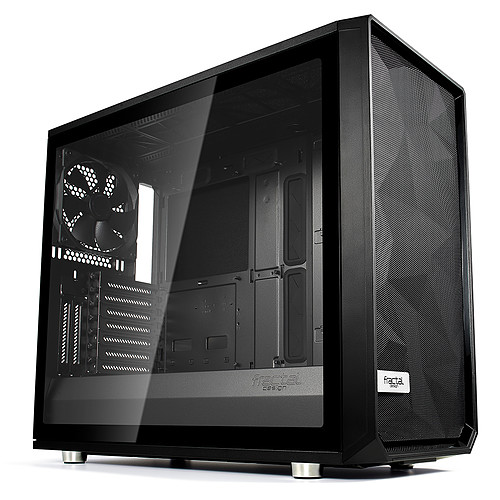 Fractal Design Meshify S2 TG (Noir) pas cher