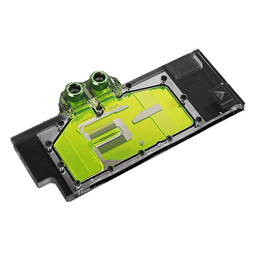Barrow Waterblock BS-NVG2080T-PA (GeForce RTX 2080/2080 Ti) pas cher