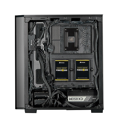 Corsair Carbide Series 175R RGB (Noir) pas cher