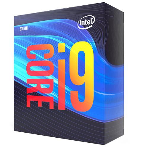 Intel Core i9-9900 (3.1 GHz / 5.0 GHz) pas cher