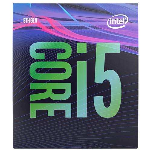 Intel Core i5-9500 (3.0 GHz / 4.4 GHz) pas cher
