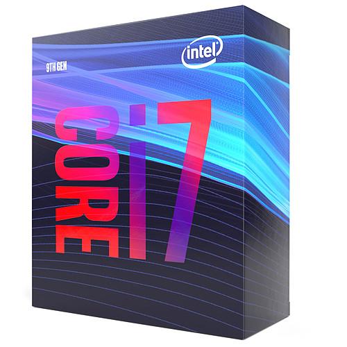 Intel Core i7-9700 (3.0 GHz / 4.7 GHz) pas cher