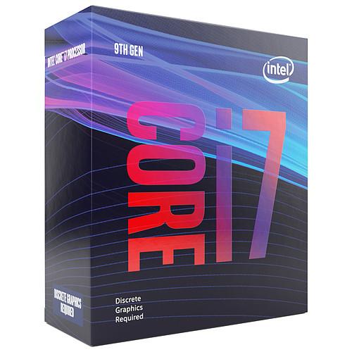 Intel Core i7-9700F (3.0 GHz / 4.7 GHz) pas cher