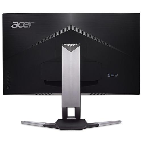 """Acer 31.5"""" LED - XZ321QBMIJPPHZX pas cher"""