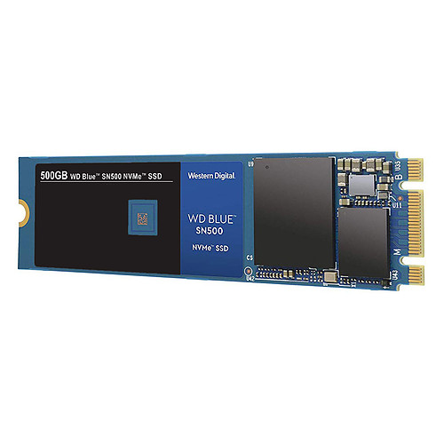 Western Digital SSD WD Blue SN500 500 Go pas cher