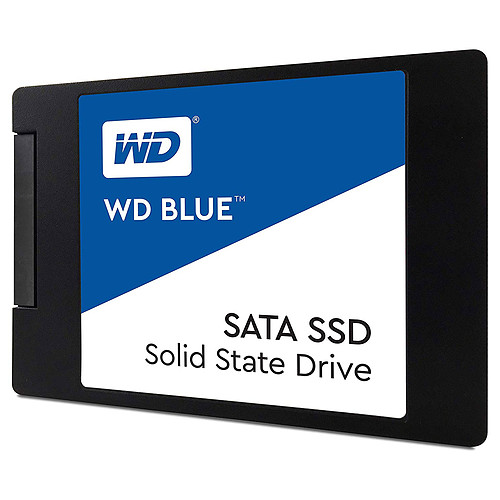 Western Digital SSD WD Blue 4 To pas cher