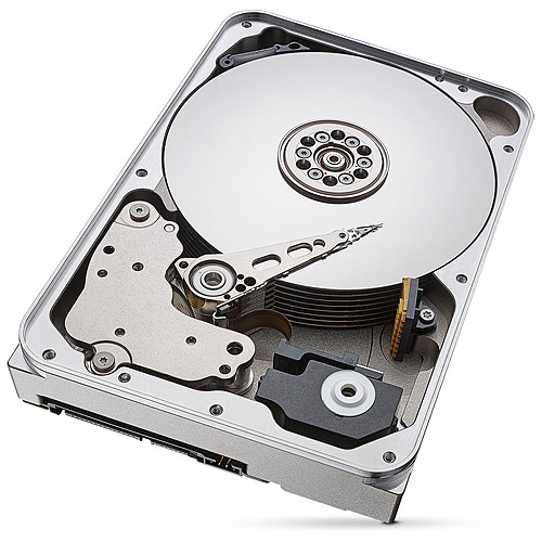 Seagate IronWolf 12 To (ST12000VN0007) pas cher