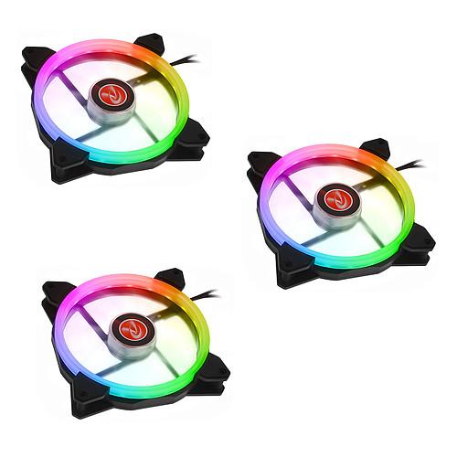 Raijintek Iris 14 Rainbow RGB pas cher
