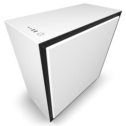 NZXT H710i Blanc pas cher