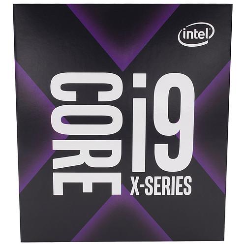 Intel Core i9-9940X (3.3 GHz / 4.4 GHz) pas cher