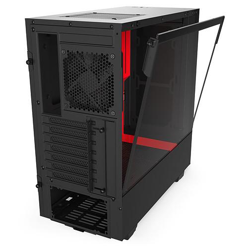 NZXT H510 Noir/Rouge pas cher